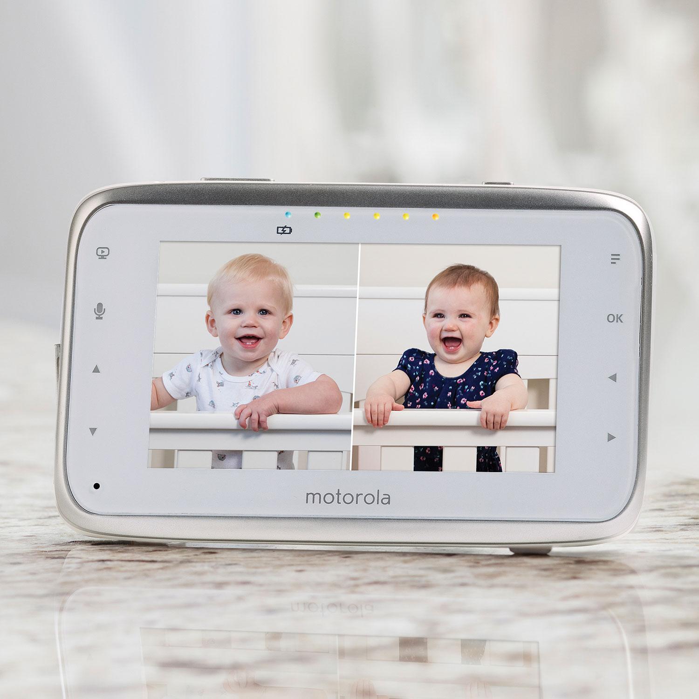 motorola digital video baby monitor. motorola 4.3\ digital video baby monitor \