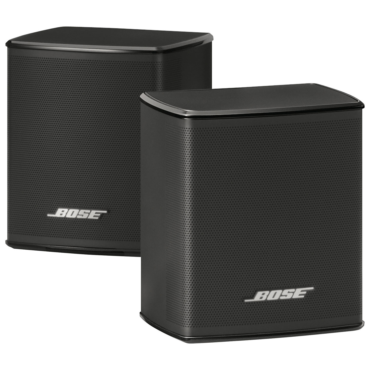 bose sound bar. bose virtually invisible 300 wireless surround speaker - pair black : home speakers best buy canada sound bar