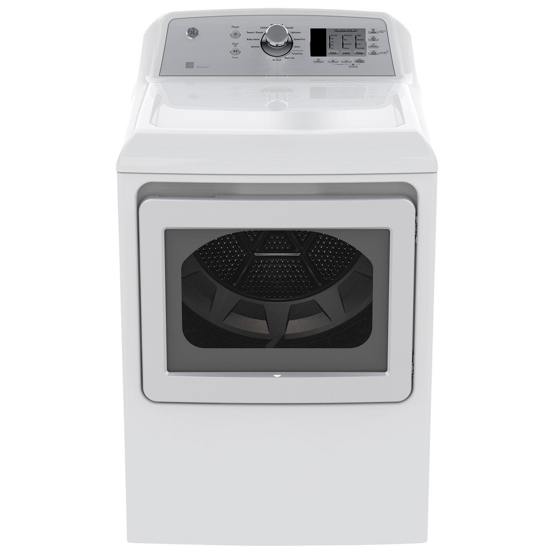 Ge Appliance Parts Canada Ge 74 Cu Ft Electric Dryer Gtd65ebmkws White Dryers Best