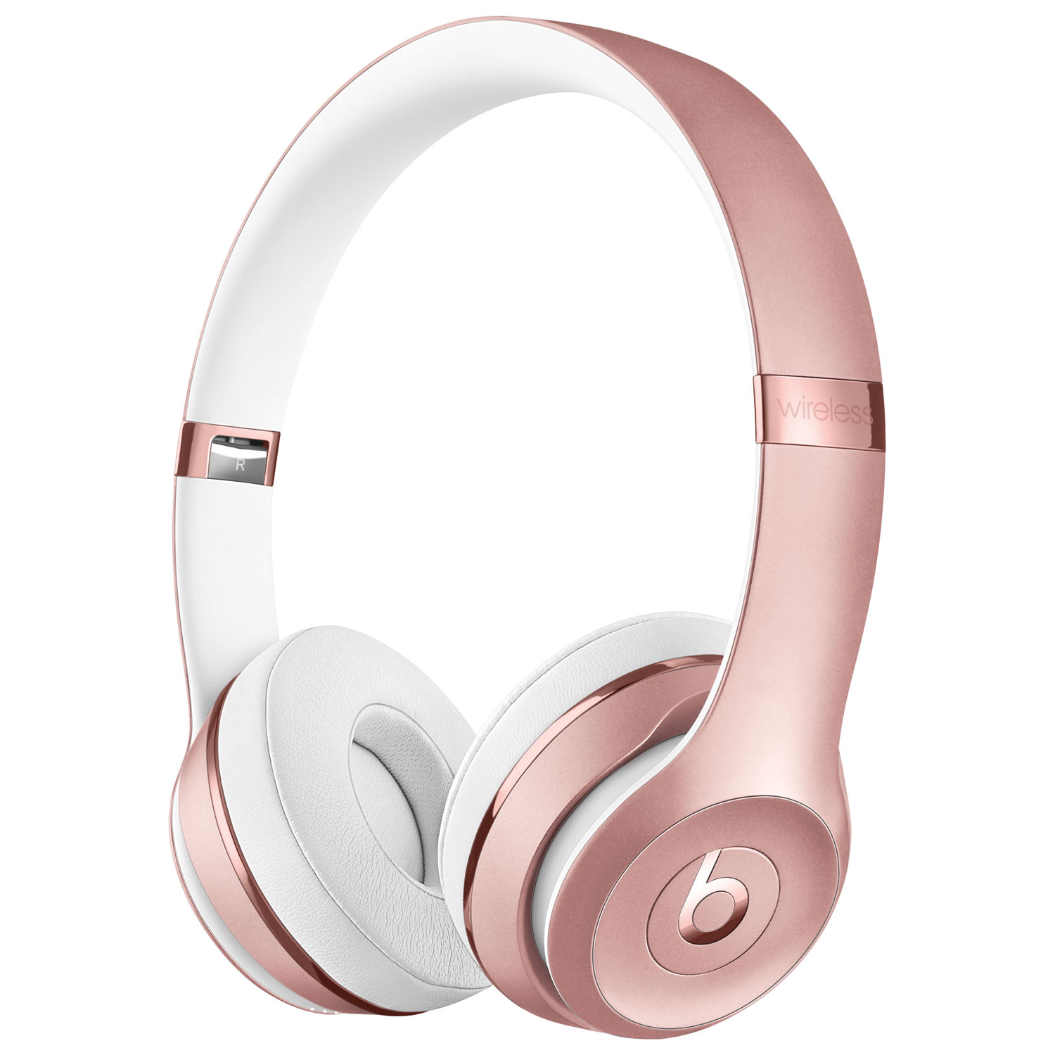 jbl headphones gold. beats by dr. dre solo3 on-ear sound isolating bluetooth headphones - rose gold jbl