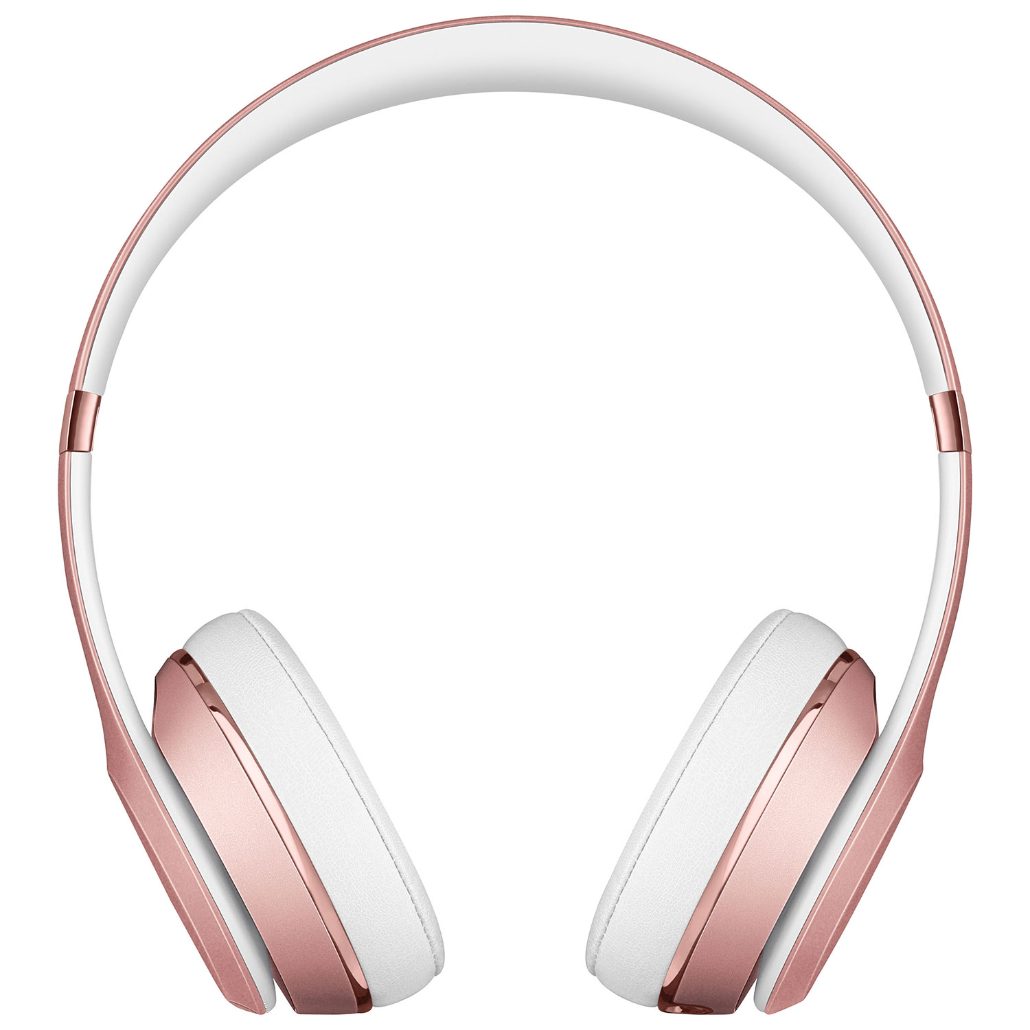 Beats by Dr. Dre Solo3 On-Ear Sound Isolating Bluetooth Headphones - Rose  Gold   On-Ear Headphones - Best Buy Canada 1e543b97251b0