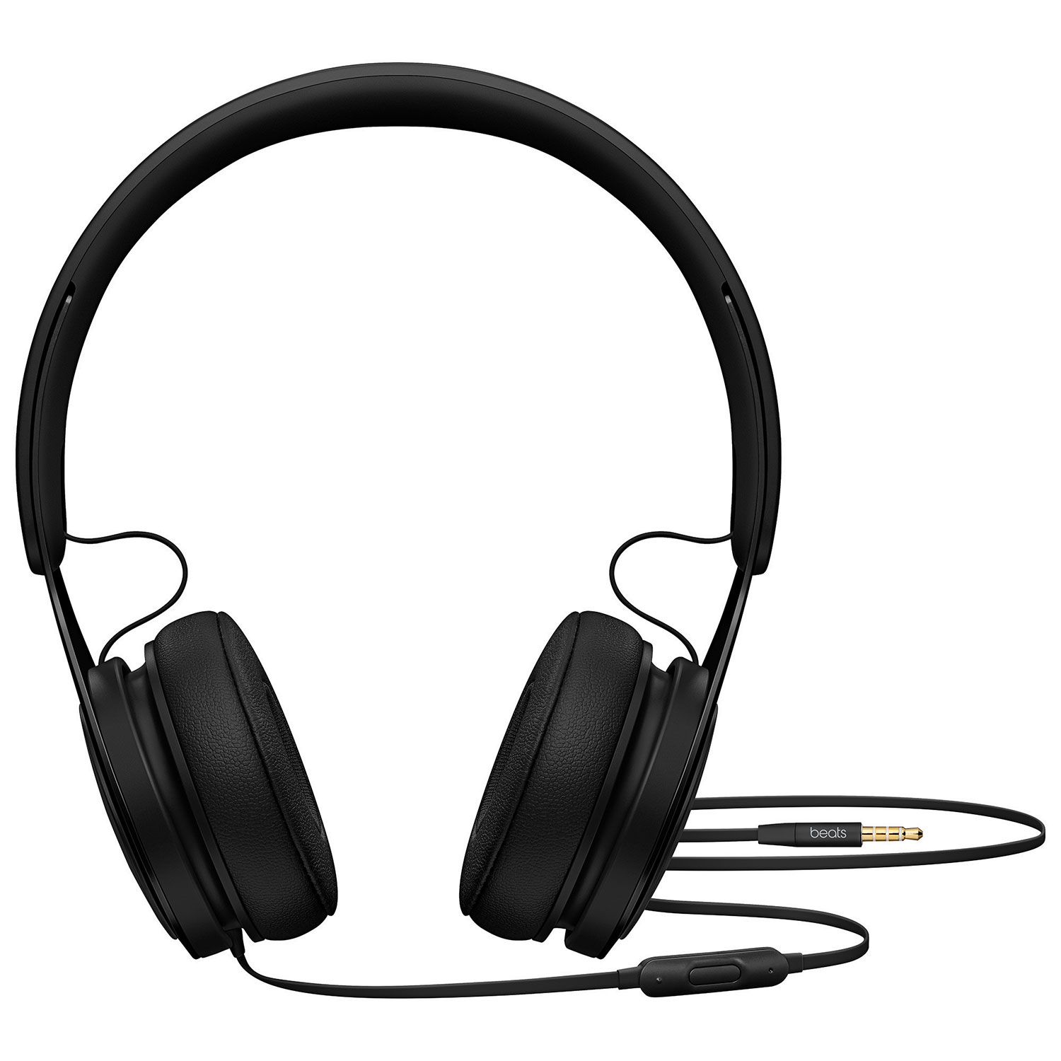 a1372d81f9a Beats by Dr. Dre EP On- Ear Sound Isolating Headphones with Mic - Black    On-Ear Headphones - Best Buy Canada