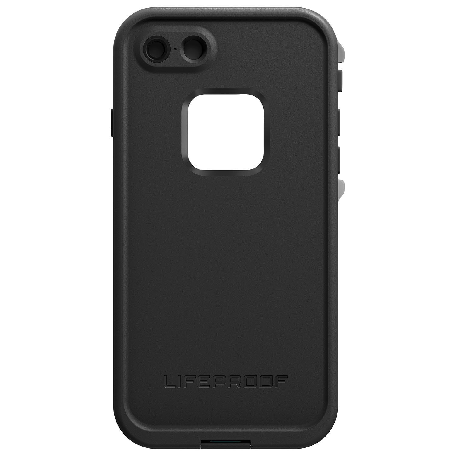 Lifeproof Fre Iphone 7 Fitted Hard Shell Case  Asphalt
