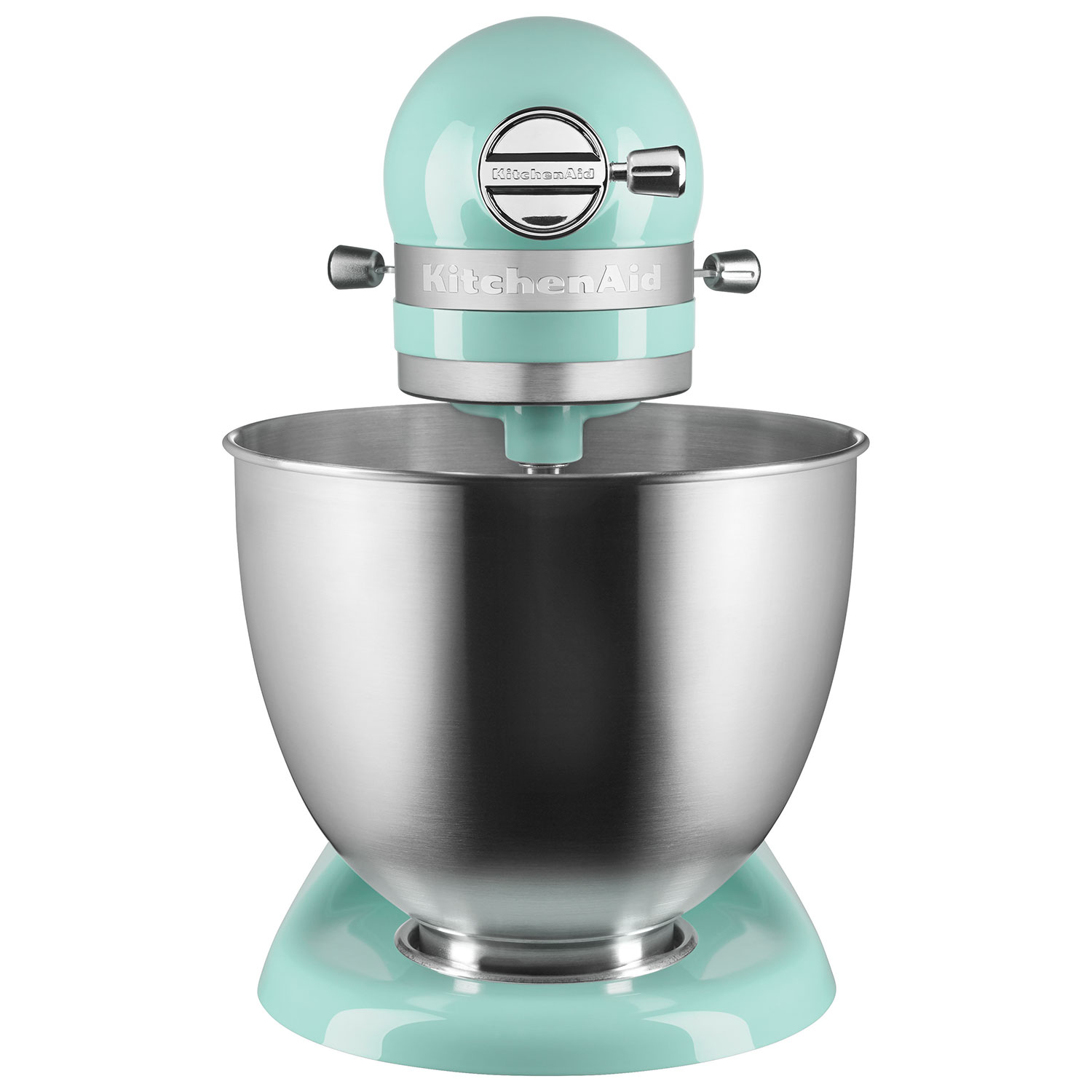 KitchenAid Artisan Mini Stand Mixer   3.5Qt   Ice Blue : Stand Mixers    Best Buy Canada