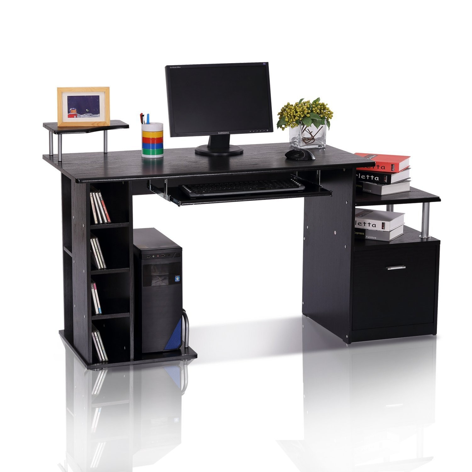 furniture canada desks lowe office computer corner desk sauder hutch more s small with axess