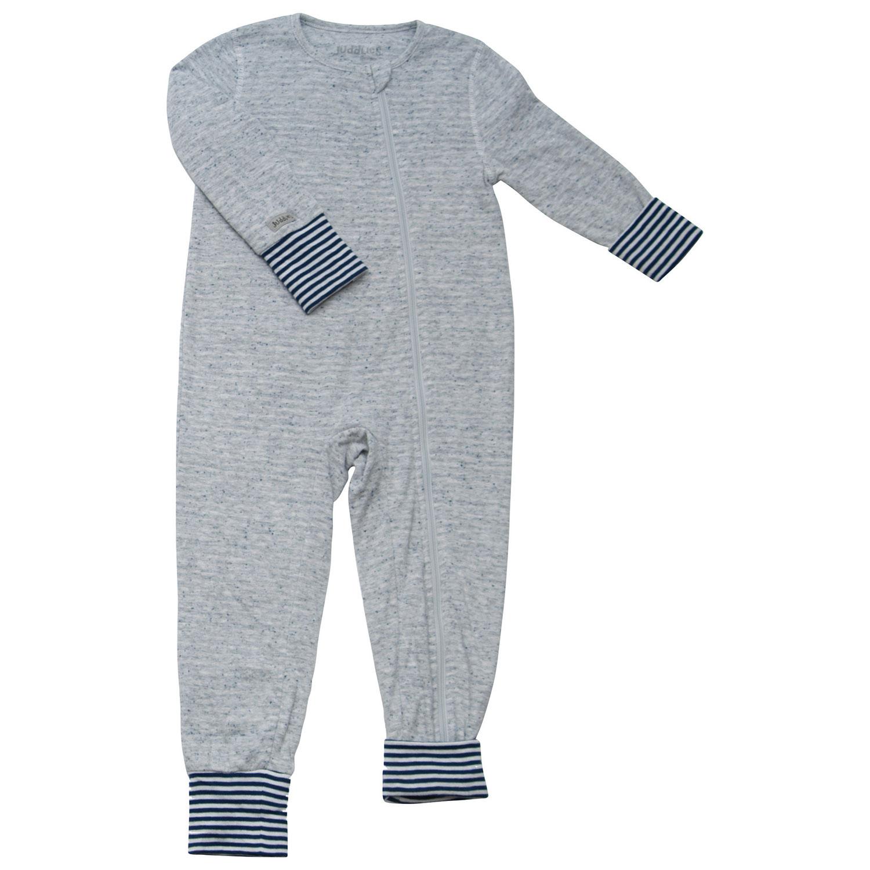 bdcaa15d0 Juddlies City Fleck Boy Cotton Baby Sleeper - 0 to 3 Months - Bay St ...