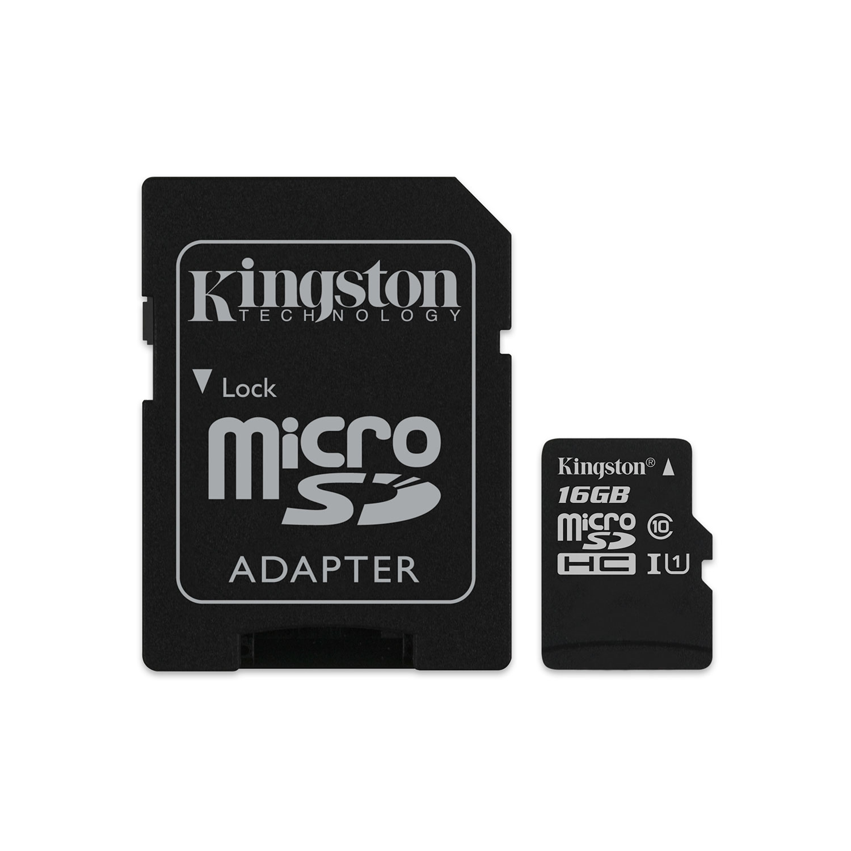 32 gig memory - Kingston 16gb 45mb S Microsdhc Memory Card
