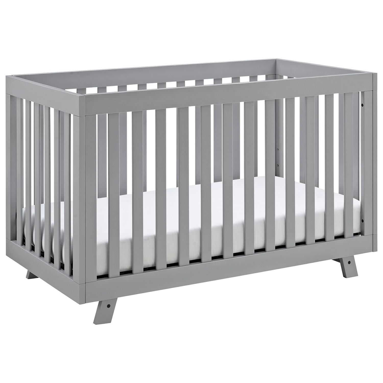 Used crib for sale ottawa - Status Beckett 3 In 1 Convertible Crib Pebble Grey