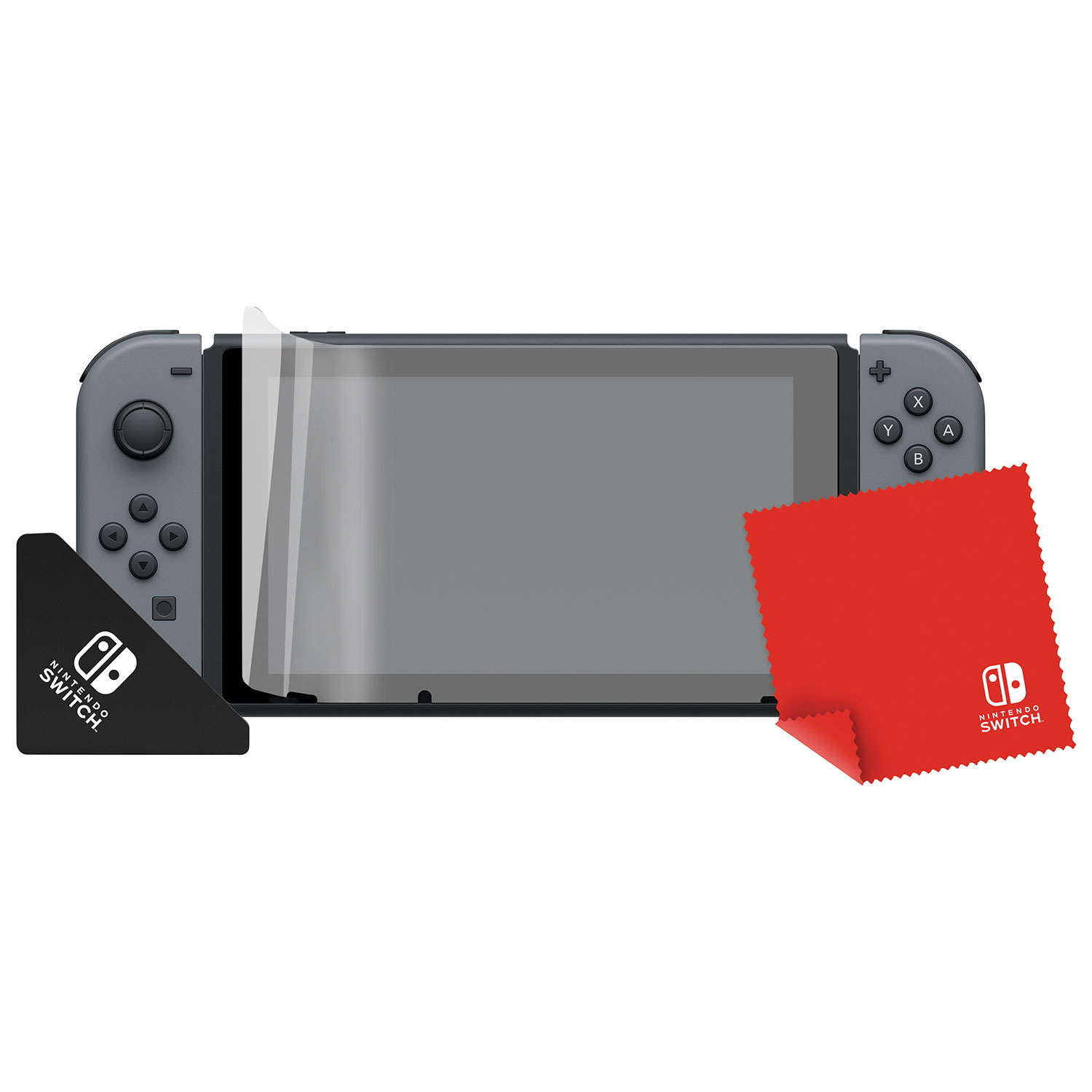 Pdp Nintendo Switch Official Screen Protection Kit Viewsonic Lcd Vp2290b Assembly Procedure Skins Faceplates Cases Best Buy Canada