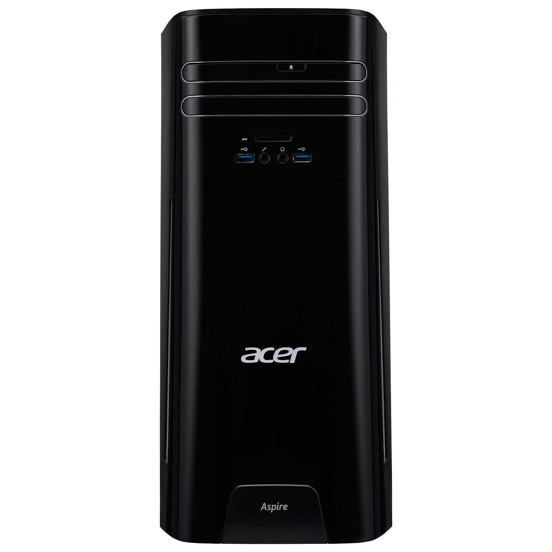Acer Aspire Tc Desktop Pc Intel Core I5 7400 1tb Hdd 12gb Ram Intel