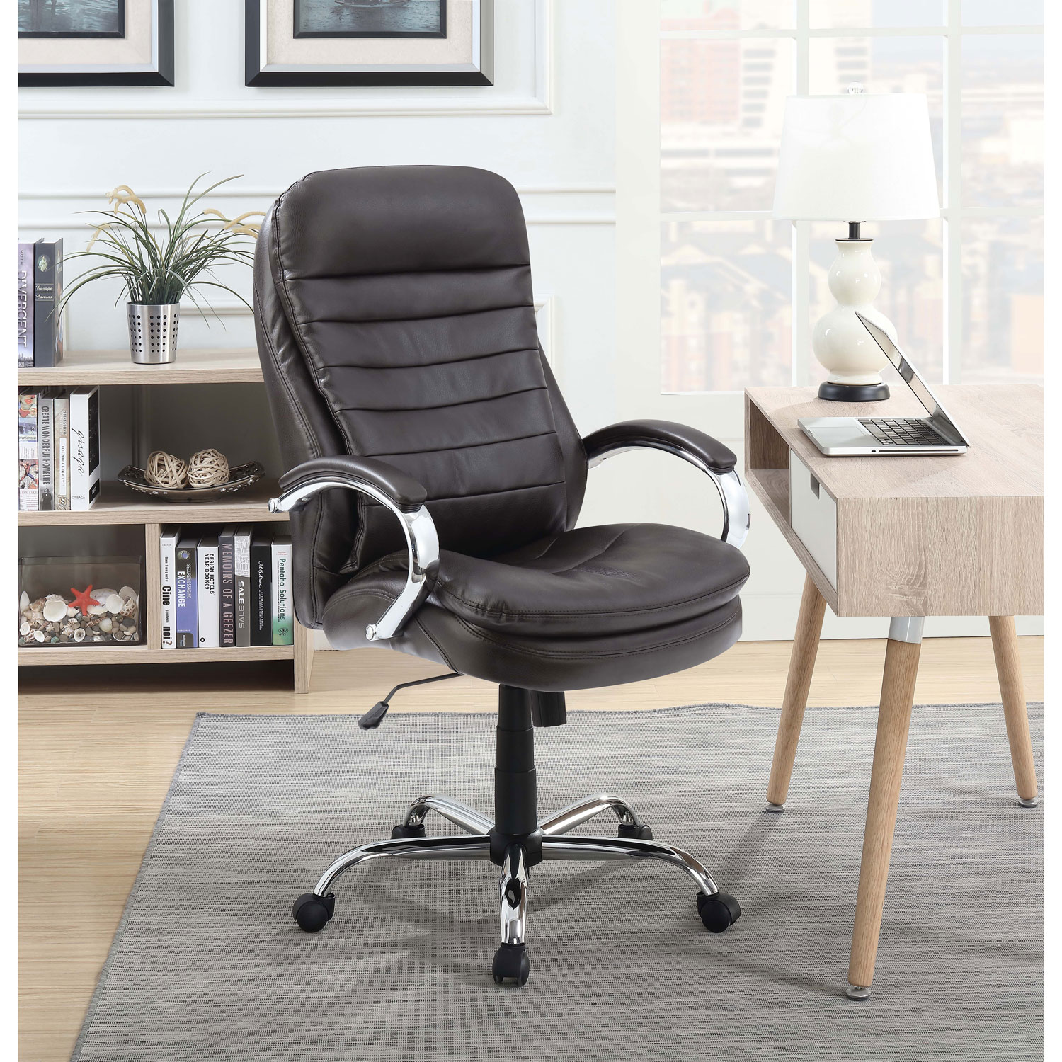 office chair pictures.  office picket house aaron executive office chair  mahogany for pictures
