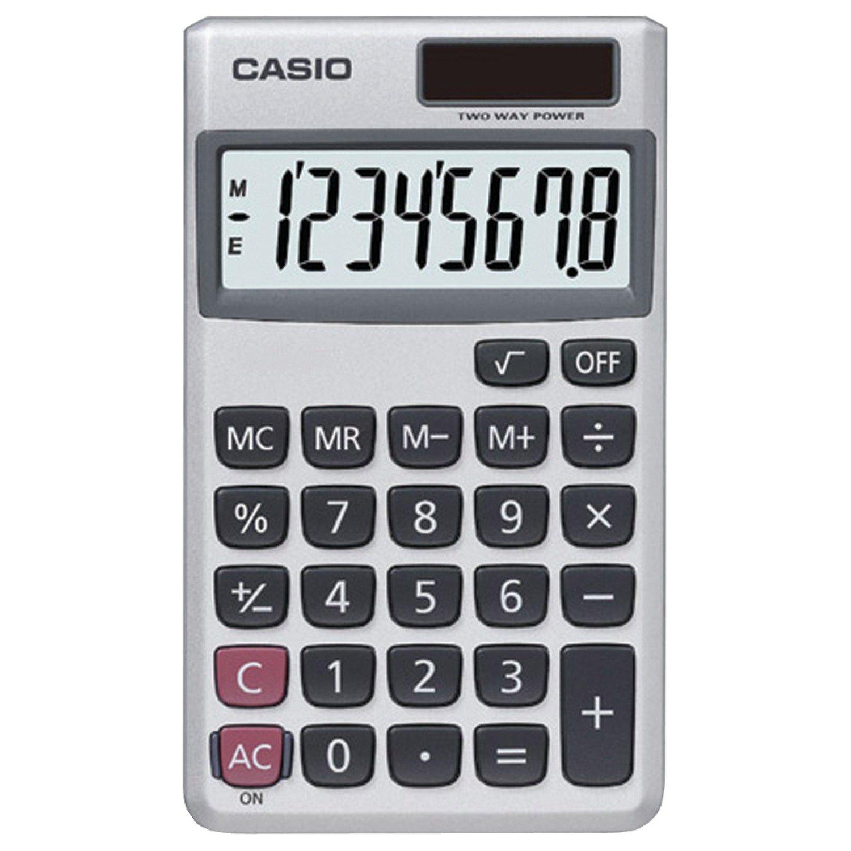 Casio Sl 300sv Solar Powered Standard Function Calculator Basic Kalkulator Portable Printer Hr 8 Tm Calculators Best Buy Canada