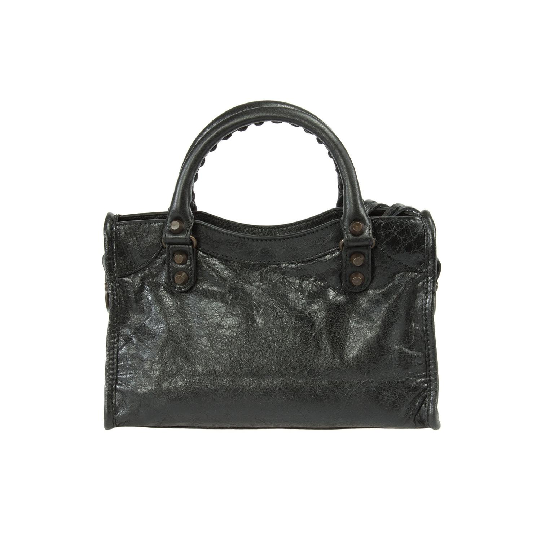 fb6d2aa516e1 Balenciaga Classic Mini City Leather Bag   Tote Bags - Best Buy Canada