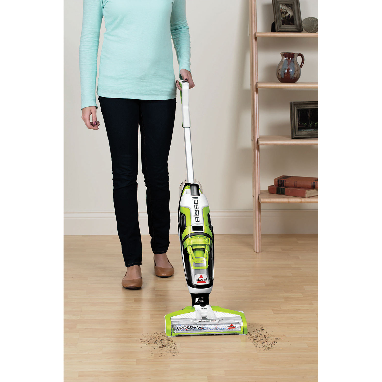 Bissell CrossWave Steam Vacuum/Cleaner   Molded Cha Cha Lime : Floor  Steamers U0026 Cleaners   Best Buy Canada