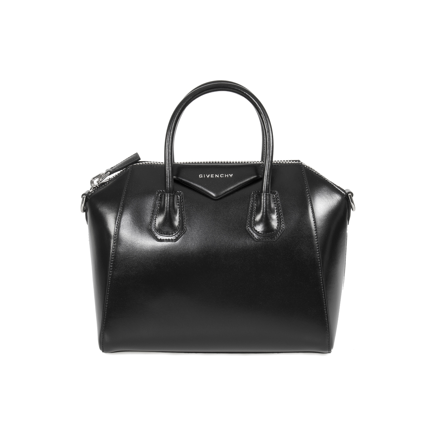 Givenchy Antigona Calfskin Leather Satchel Bag  e69c6bbd517fa