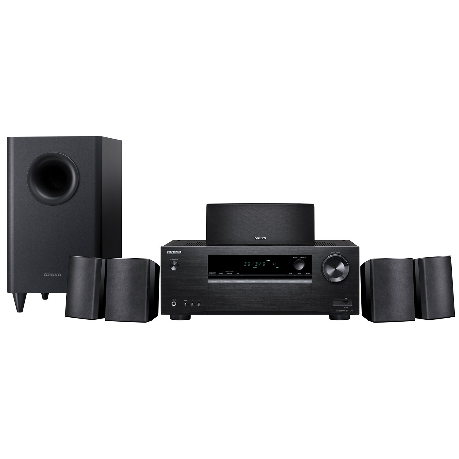 home theater onkyo. onkyo ht-s3900 5.1 channel 3d home theatre system : receiver-based systems - best buy canada theater r