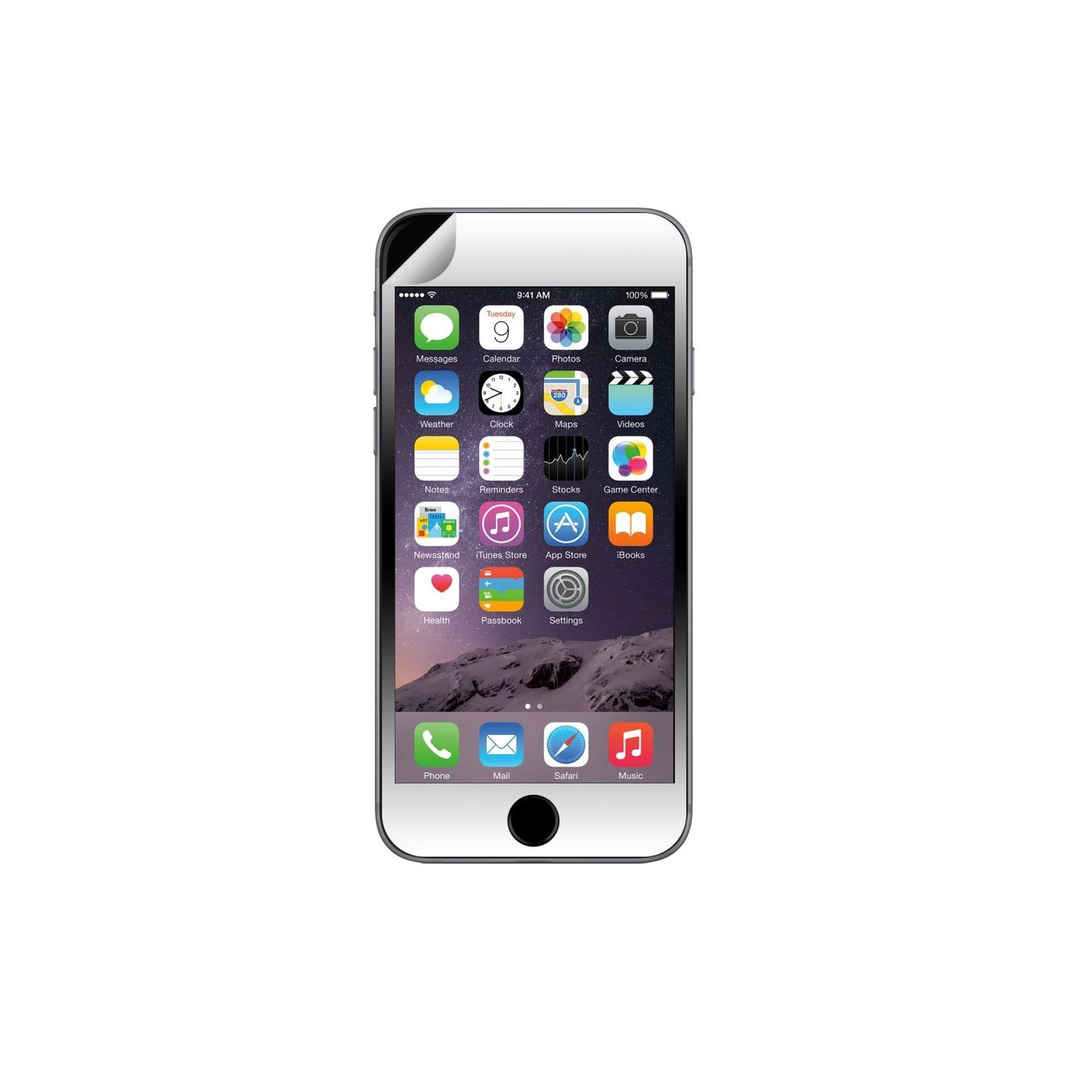 competitive price 7c2d5 6c95f Insten Privacy Filter LCD Screen Protector Film Cover For Apple iPhone 6  Plus 6s Plus