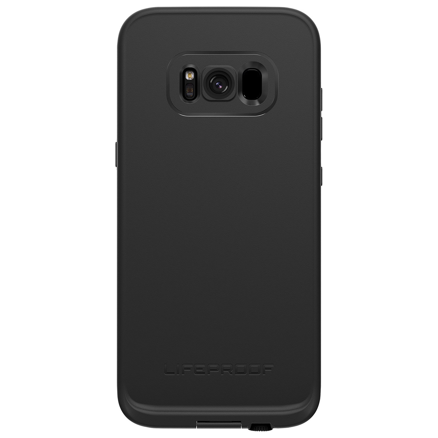 Lifeproof Fitted Hard Shell Case For Galaxy S8 Asphalt Samsung