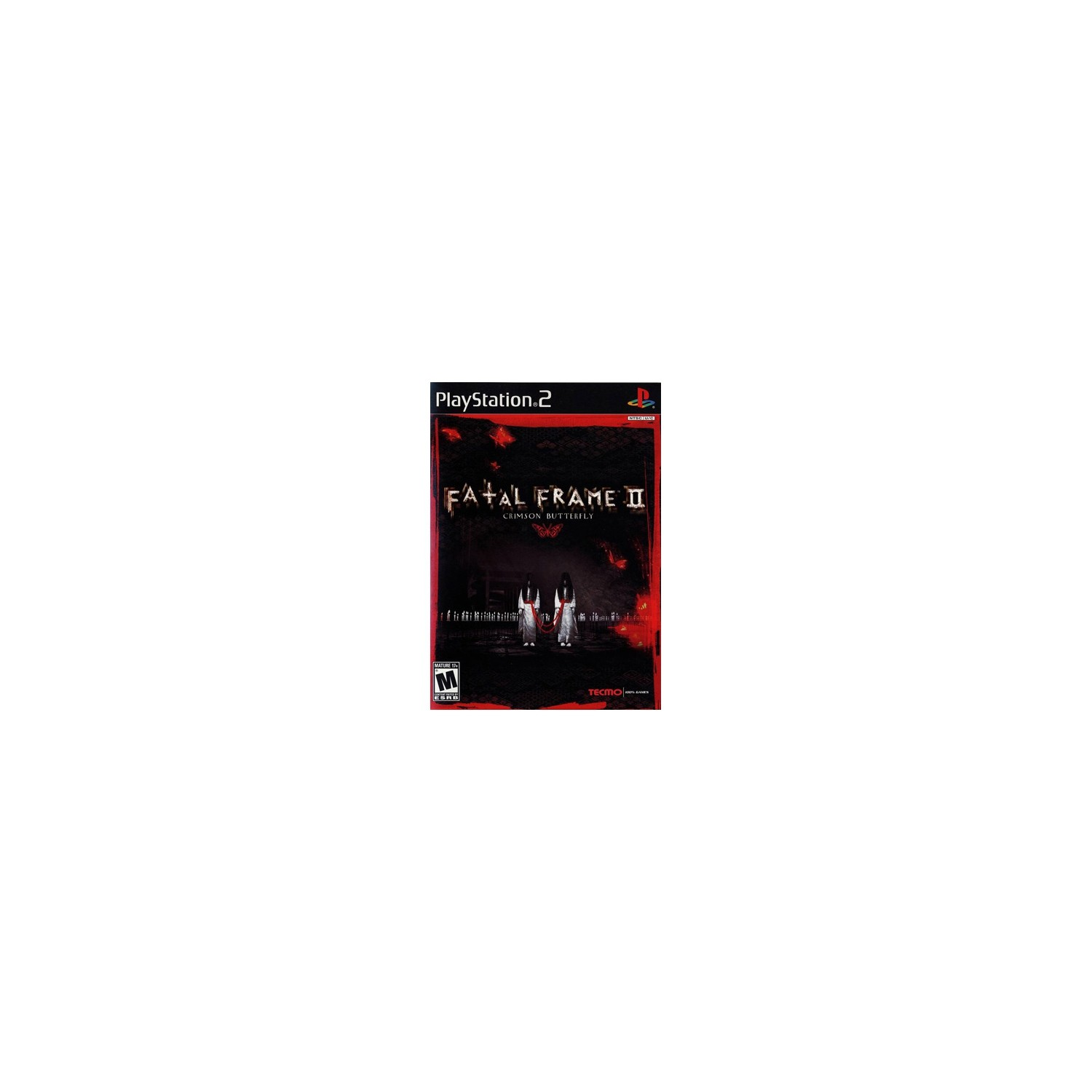 Fatal Frame II 2 Crimson Butterfly (PS2) : Retro Games - Best Buy Canada