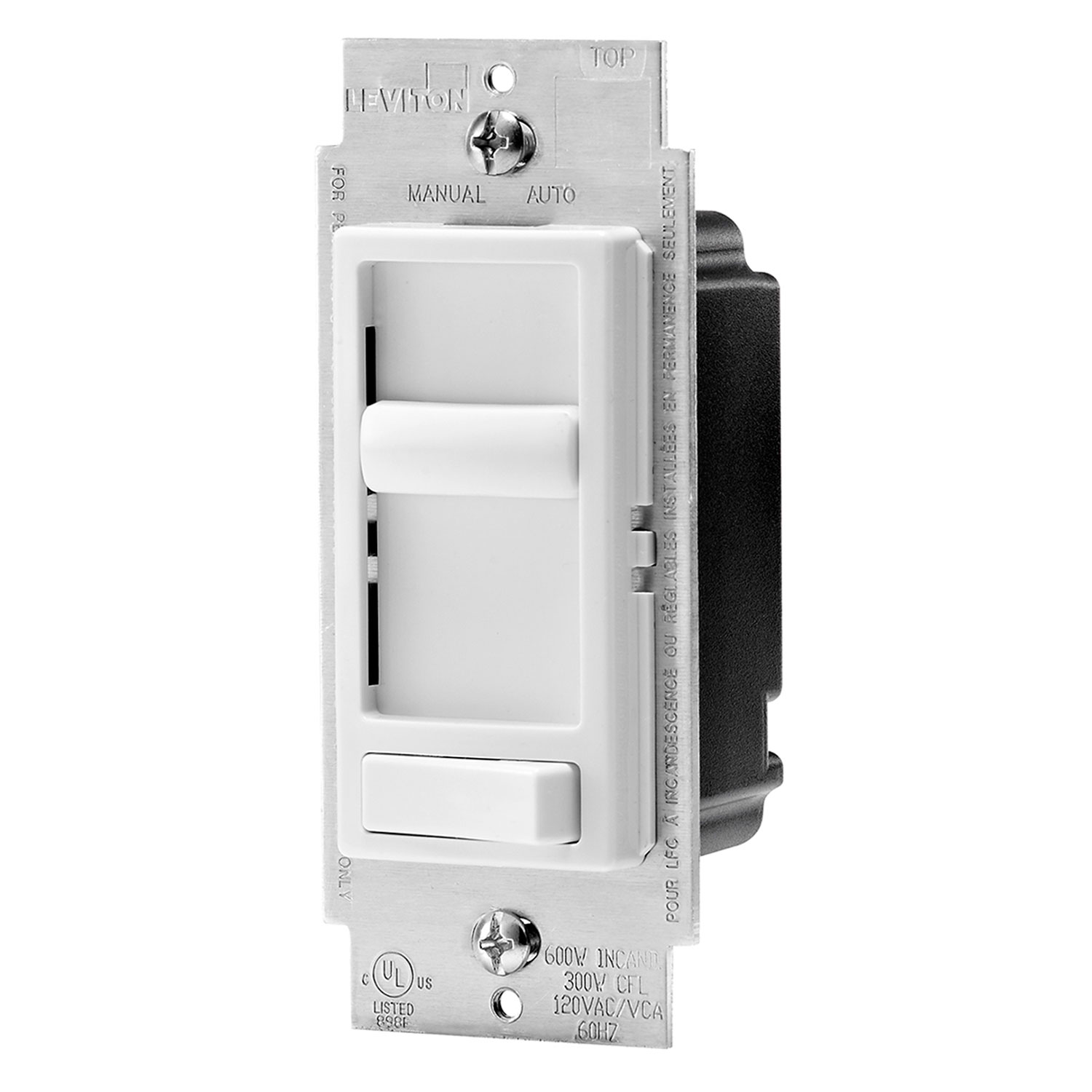 Leviton SureSlide LED Dimmer Switch : Smart Switches & Plugs - Best ...