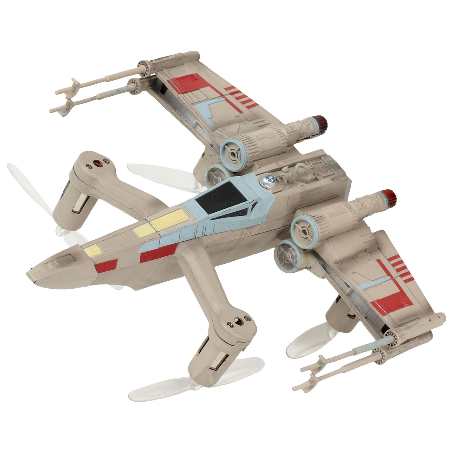 Fun with the Propel Star Wars X-Wing