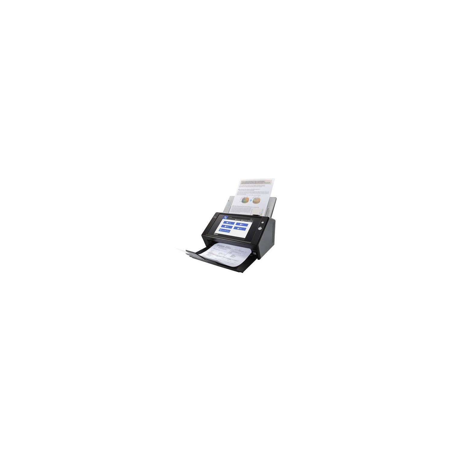 Fujitsu Document Scanner N7100 Pa03706 B205 Scanners Best Buy Fi Series Network Canada