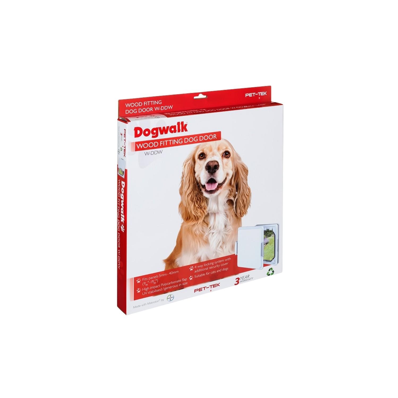 Pet Tek Medium Dog Door Pet Gates Doors Fencing Systems Best