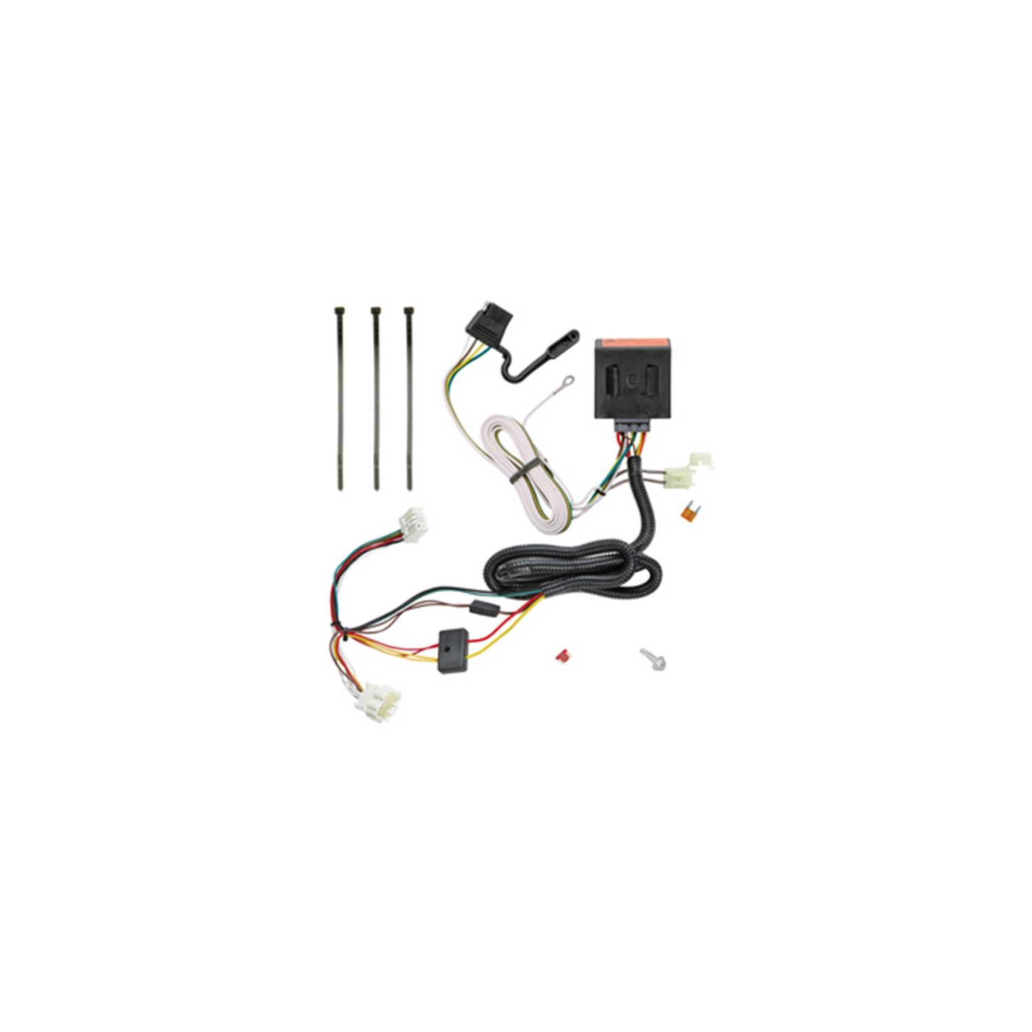 Tow Ready 118561 T One Connector Assembly With Upgraded Circuit Taillight Converter Free Shipping Protected Modulite Module 425 X 550 9 In Other Cables Connectors Best Buy Canada