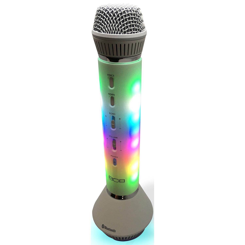 808 Audio Singsation All In e Karaoke System with Bluetooth Wireless Speaker
