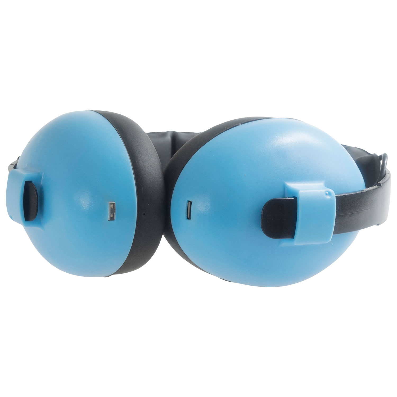 b8e0f68a59 Baby Banz Bluetooth Mini Earmuffs - 3+ Months - Blue   Baby Earmuffs - Best  Buy Canada