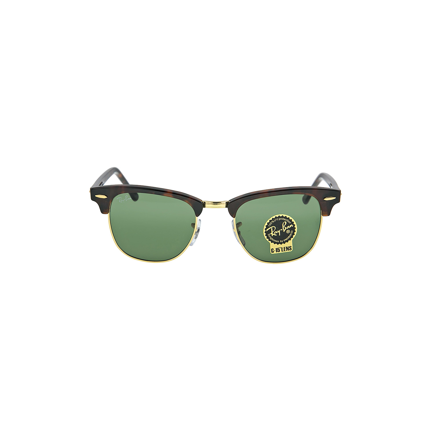 952e896065 Ray Ban Clubmaster Tortoise 49 mm Gunglasses RB3016-W0366-49 - Online Only