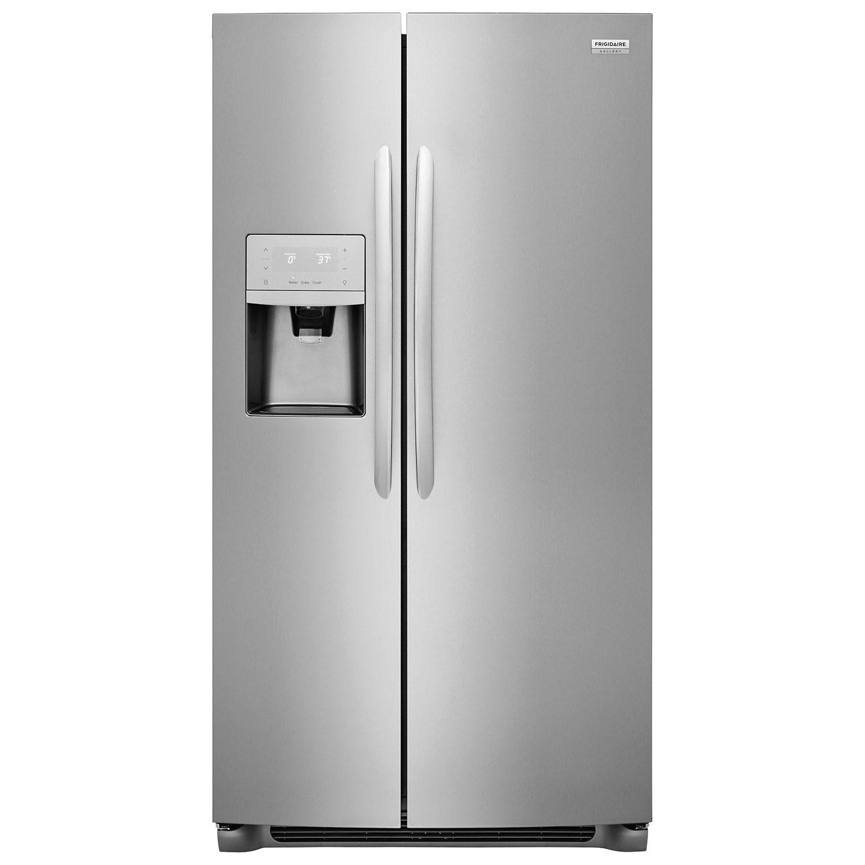 Side By Side Refrigerators Best Buy Canada