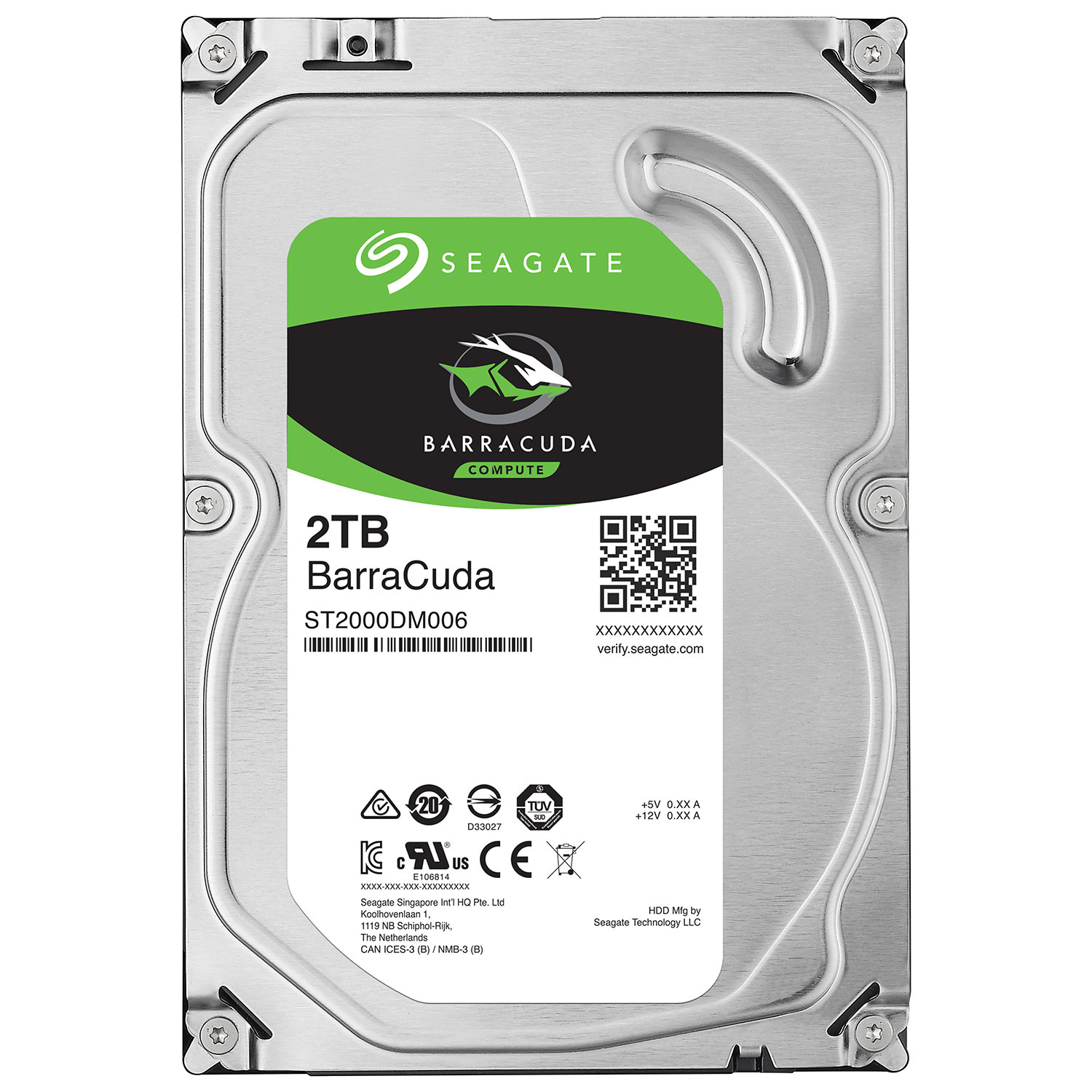 Internal Hard Drives Shop Storage Space For Your Pc Best Buy Canada Sony Playstation 3 120gb Hdd500gb 2 Stick Controller Seagate Barracuda 2tb 35 Desktop Drive