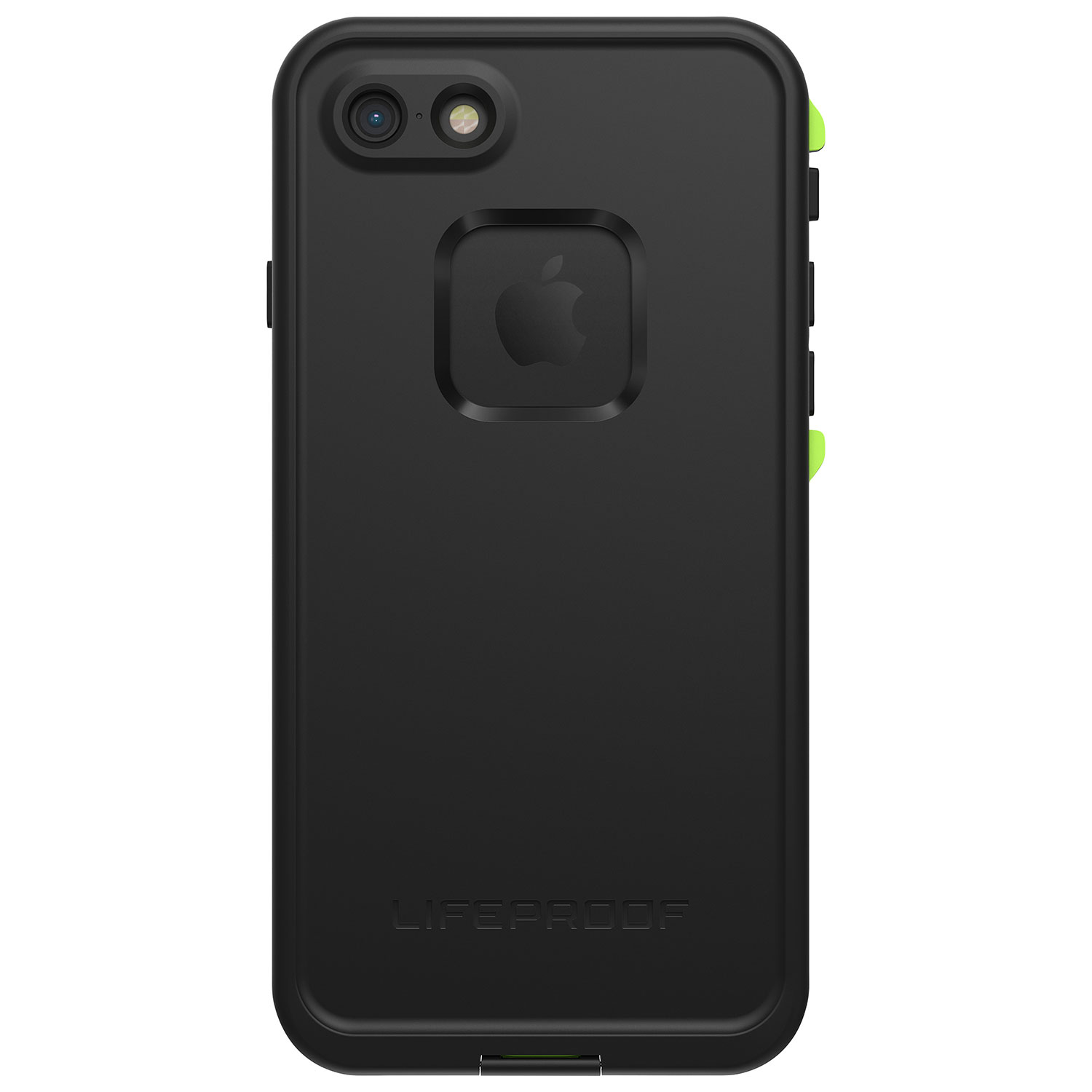 Lifeproof FRĒ Fitted Hard Shell Case for iPhone 8 7 - Black ddfc49eb2