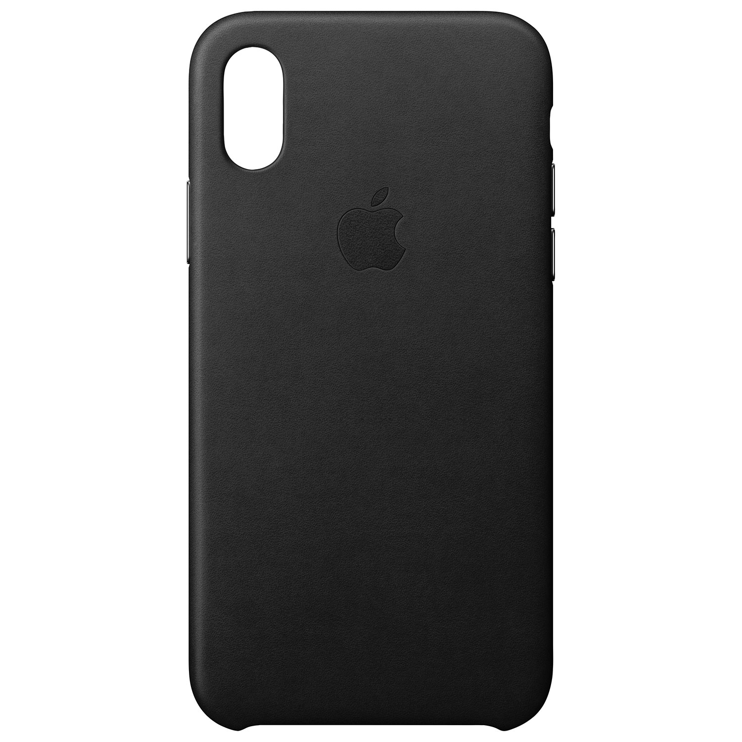 4966995fceb Apple Fitted Hard Shell Case for iPhone X - Black