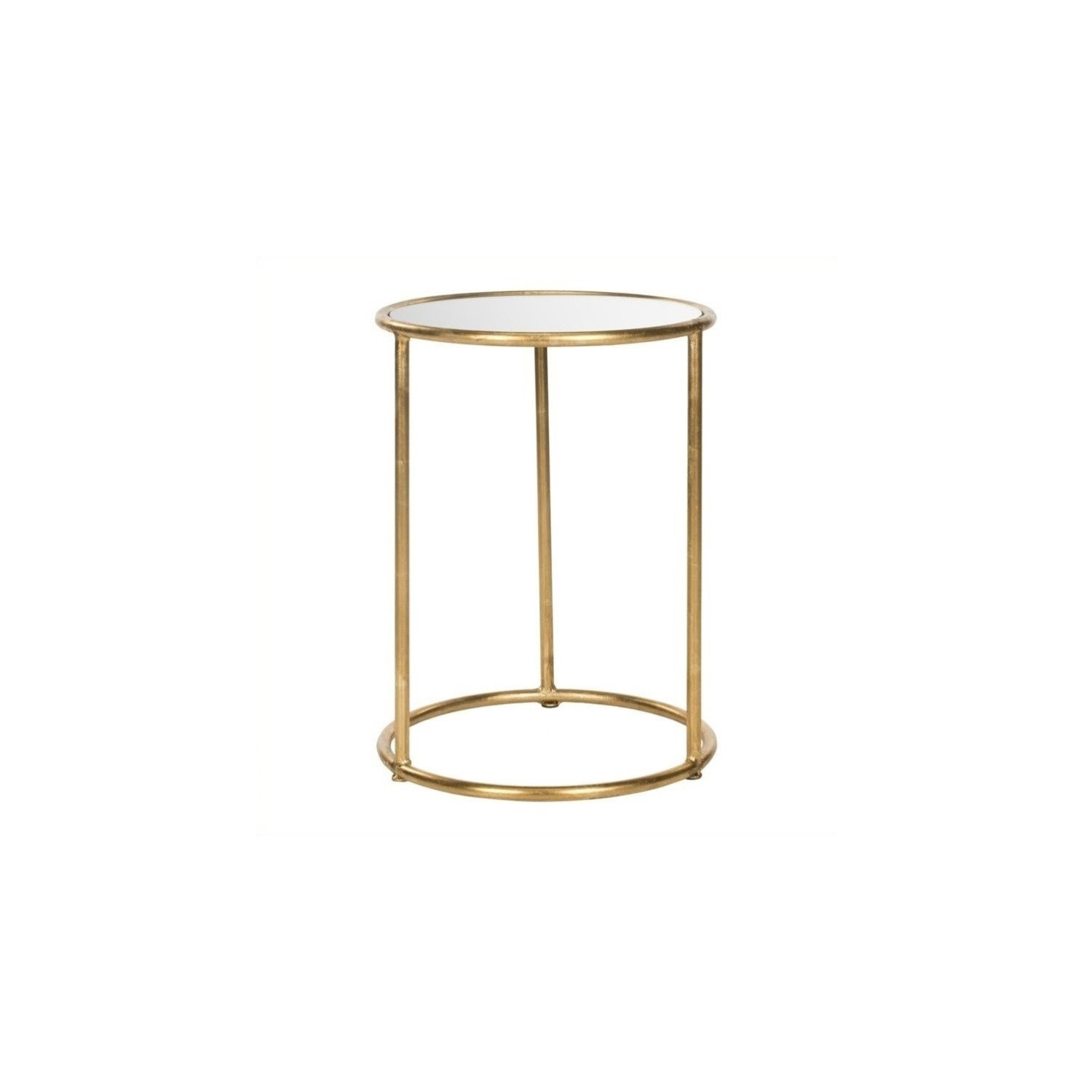 Safavieh shay contemporary accent table gold online only