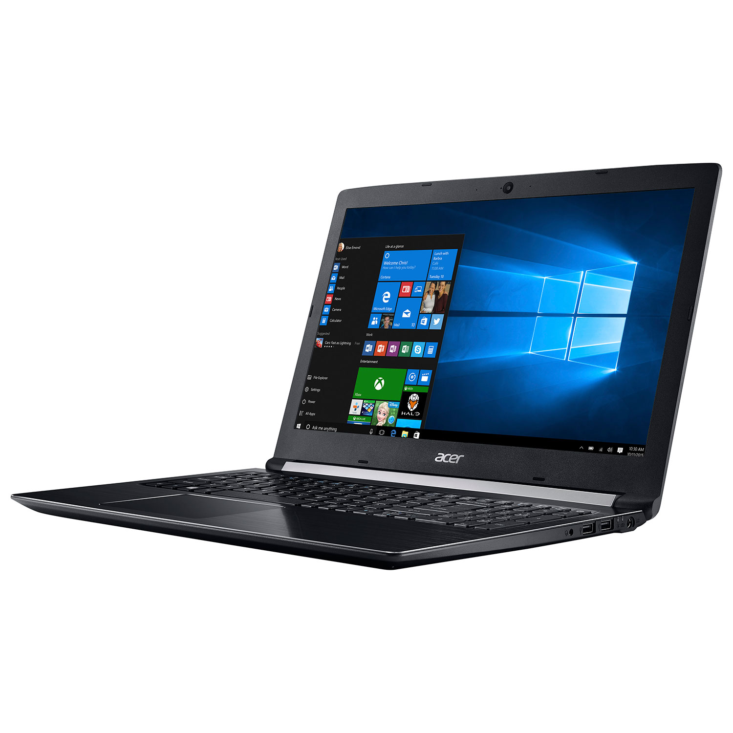 Acer Aspire 5 156 Laptop Black Intel Core I5 8250u 256gb Ssd Parts Diagram 8gb Ram Windows 10 Laptops Best Buy Canada