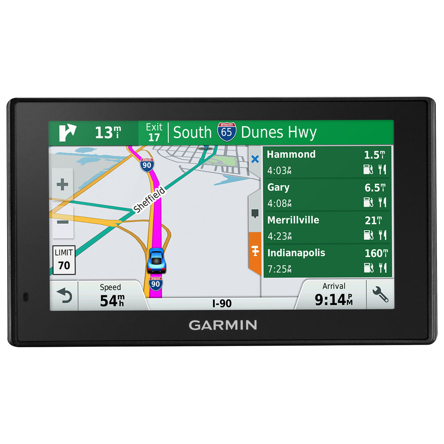 TomTom GO S EpochAir Inch GPS Car Navigation MTK GB - Gps with europe and us maps