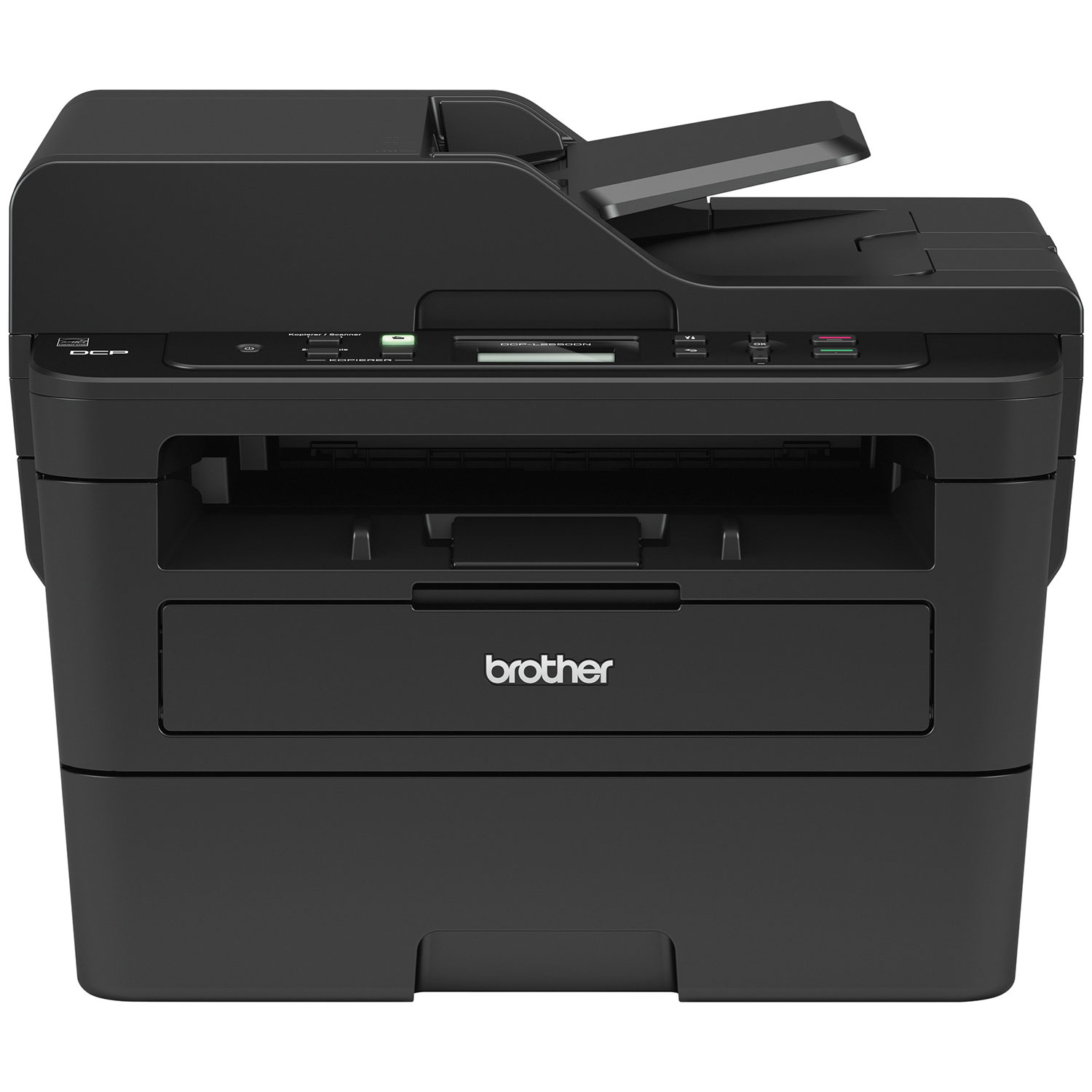 Printers scanners fax machines best buy canada brother monochrome wireless all in one laser printer dcpl2550dw reheart Image collections