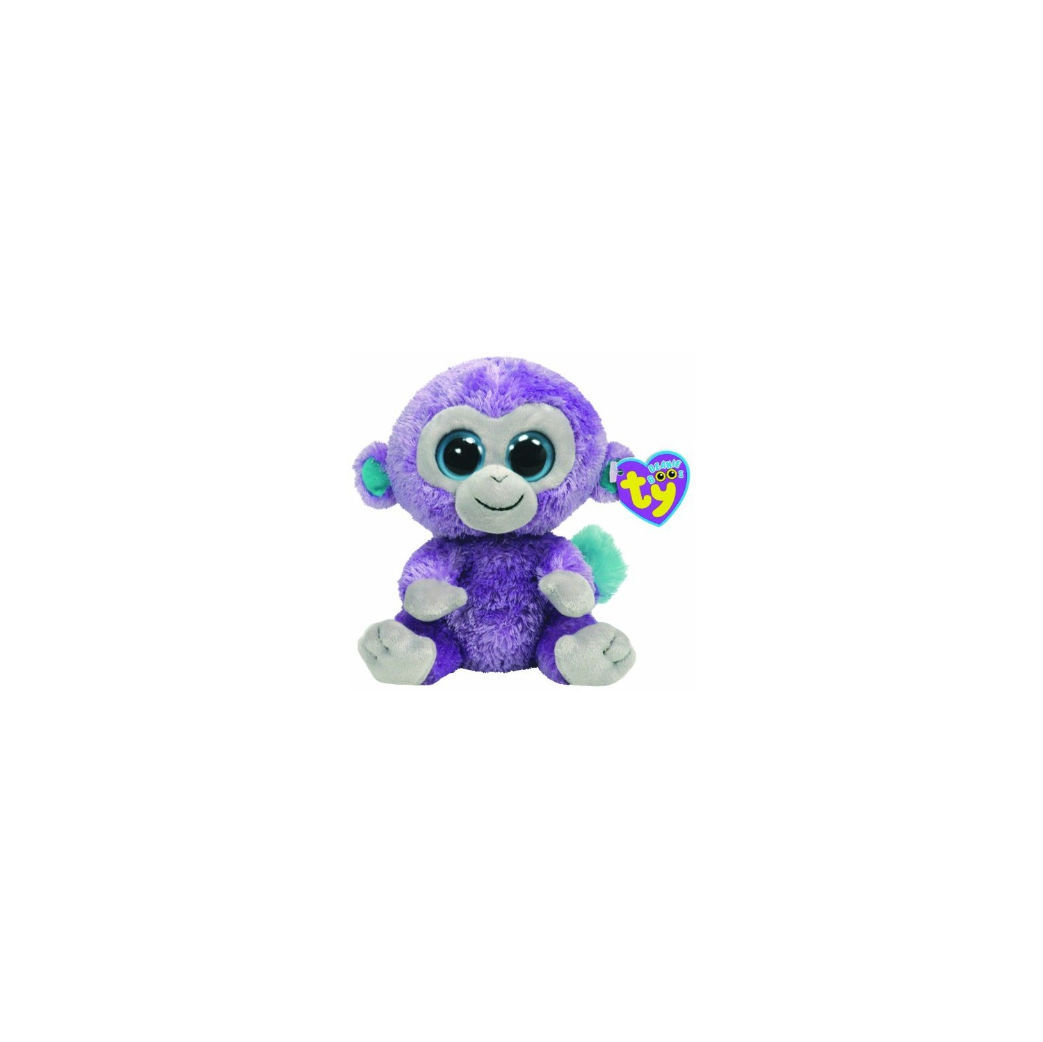 Ty Beanie Boos Blueberry Monkey   Plush Toys - Best Buy Canada aa6cde3f3027