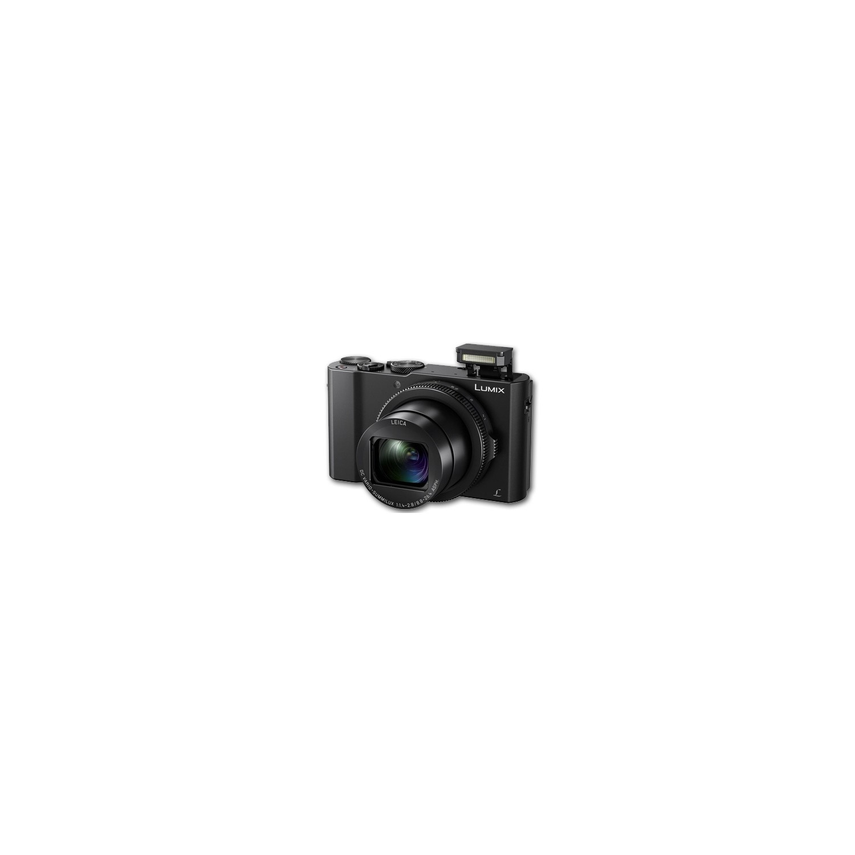 Panasonic Lumix Dmc Lx10 20mp 3x Zoom Black Point And Shoot Digital Camera Cameras Best Buy Canada