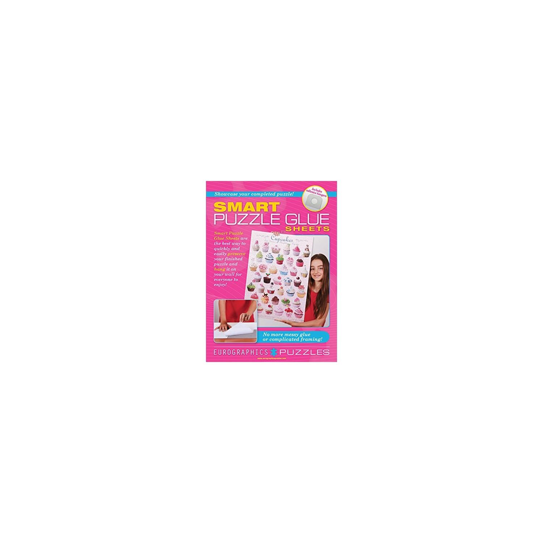 Eurographics Smart Puzzle Glue Sheets Eurographics - Toys
