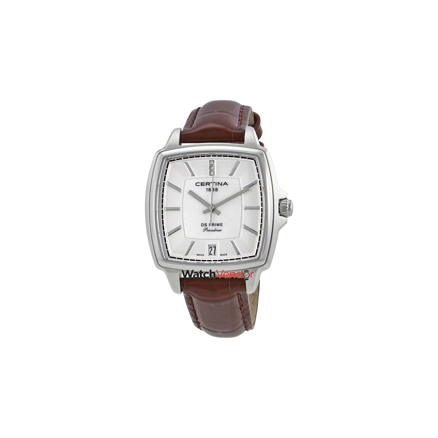 Certina DS Prime Mother Of Pearl Dial Leather Ladies Watch  C028.310.16.426.00 - Online Only ec09fc7db28
