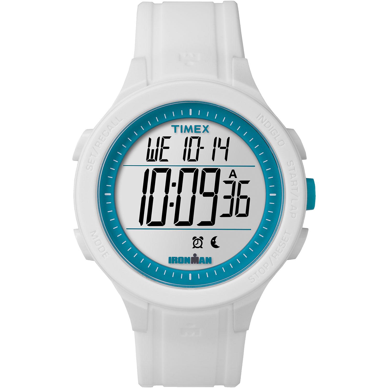 Timex IRONMAN Essential 30 Digital Sport Watch - White : Mens ...