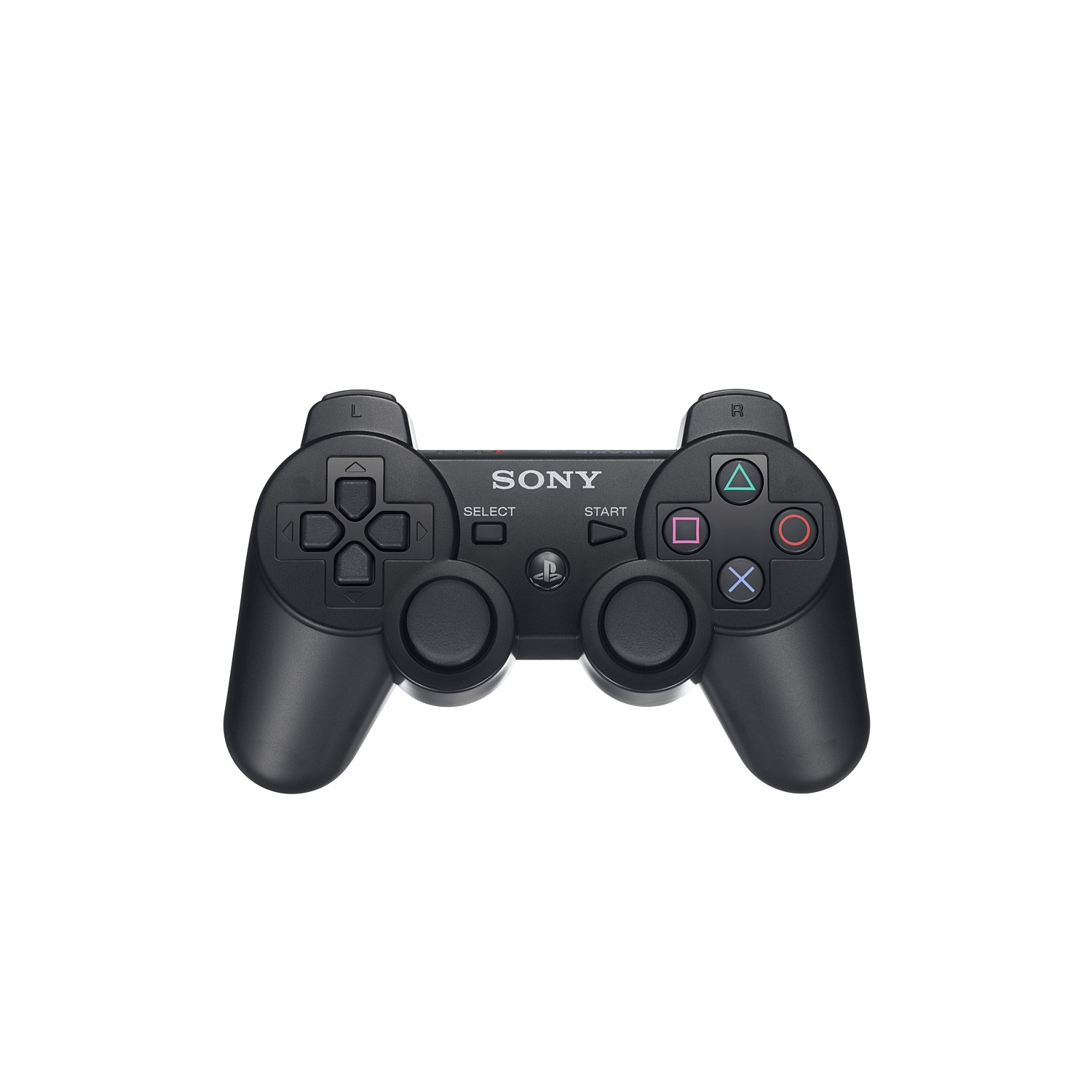 six axis dualshock wireless controller for playstation 3. Black Bedroom Furniture Sets. Home Design Ideas