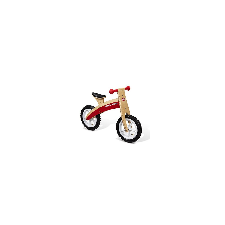Radio Flyer Glide N Go Balance Bike With Air Tires Titan