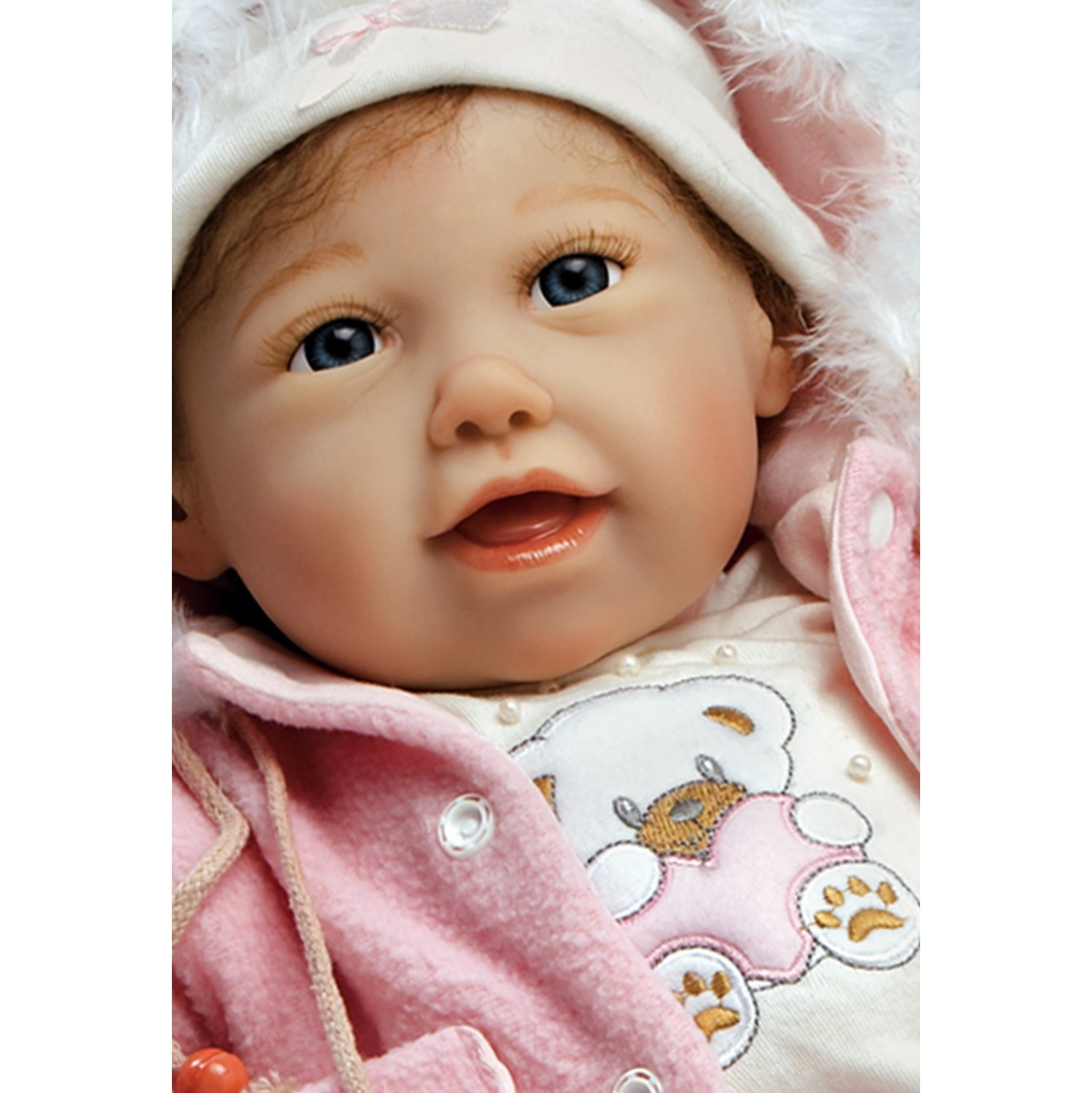 c349bac177bf Paradise Galleries Great To Reborn Baby Doll That Looks Real