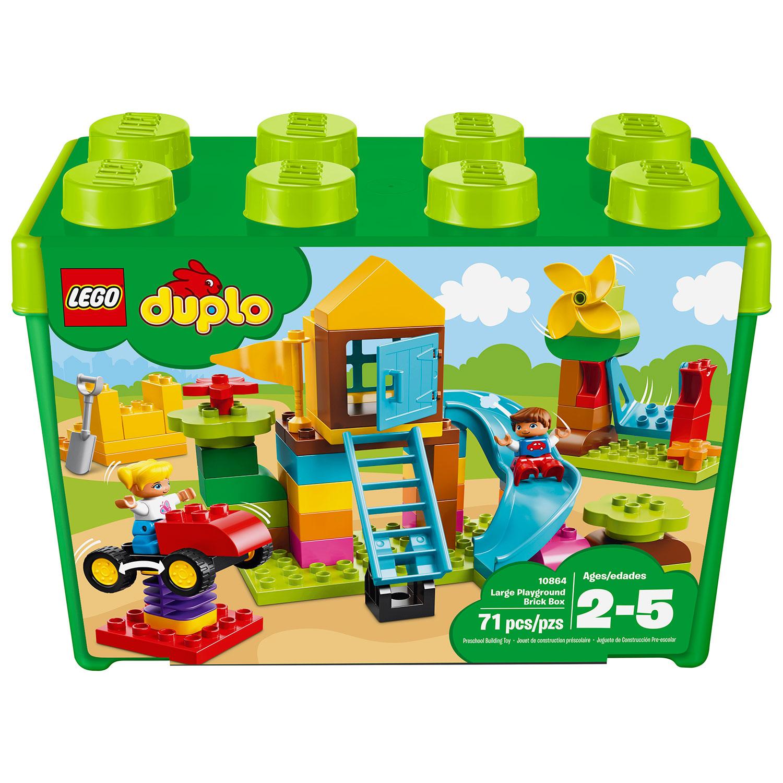 LEGO DUPLO Large Playground Brick Box - 71 Pieces (10864) - Online Only 5009863794c5