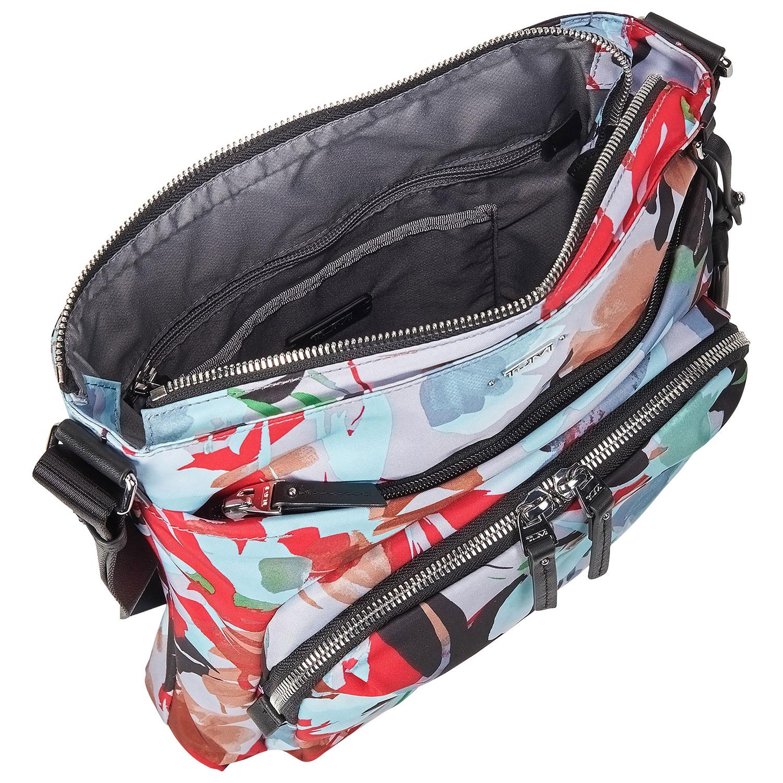 TUMI Voyageur Capri Crossbody Bag (0484785PFP) - Pacific Floral   Crossbody  Bags - Best Buy Canada 93d53c5fd16da