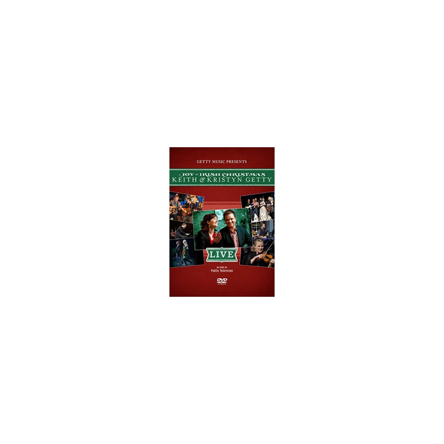 JOY - AN IRISH CHRISTMAS LIVE - GETTY, KEITH & KRISTYN [DVD ...